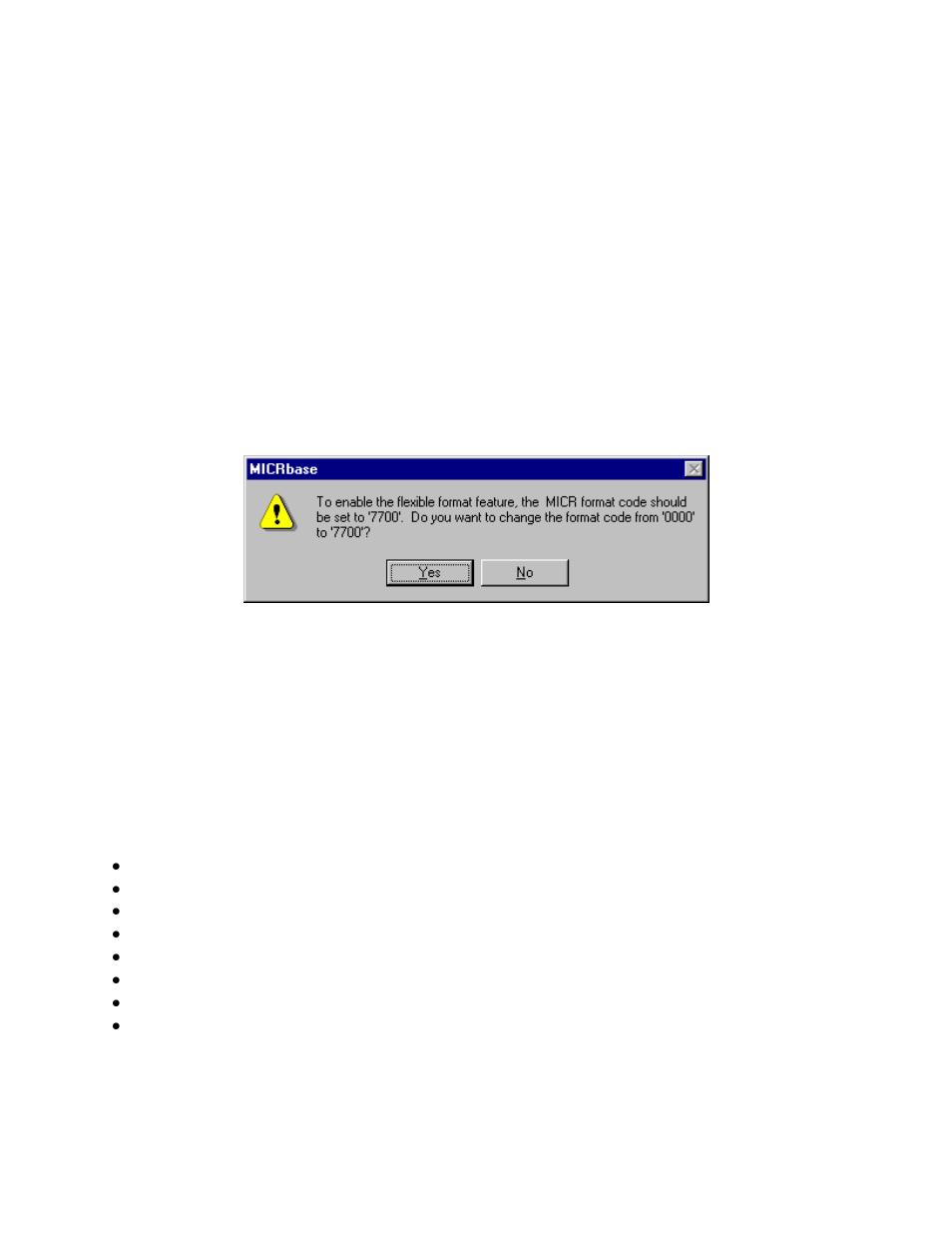 section 7 flexible format format design flexible format magtek rh manualsdir com user manuals b braun do transmitter user manuals b braun do transmitter