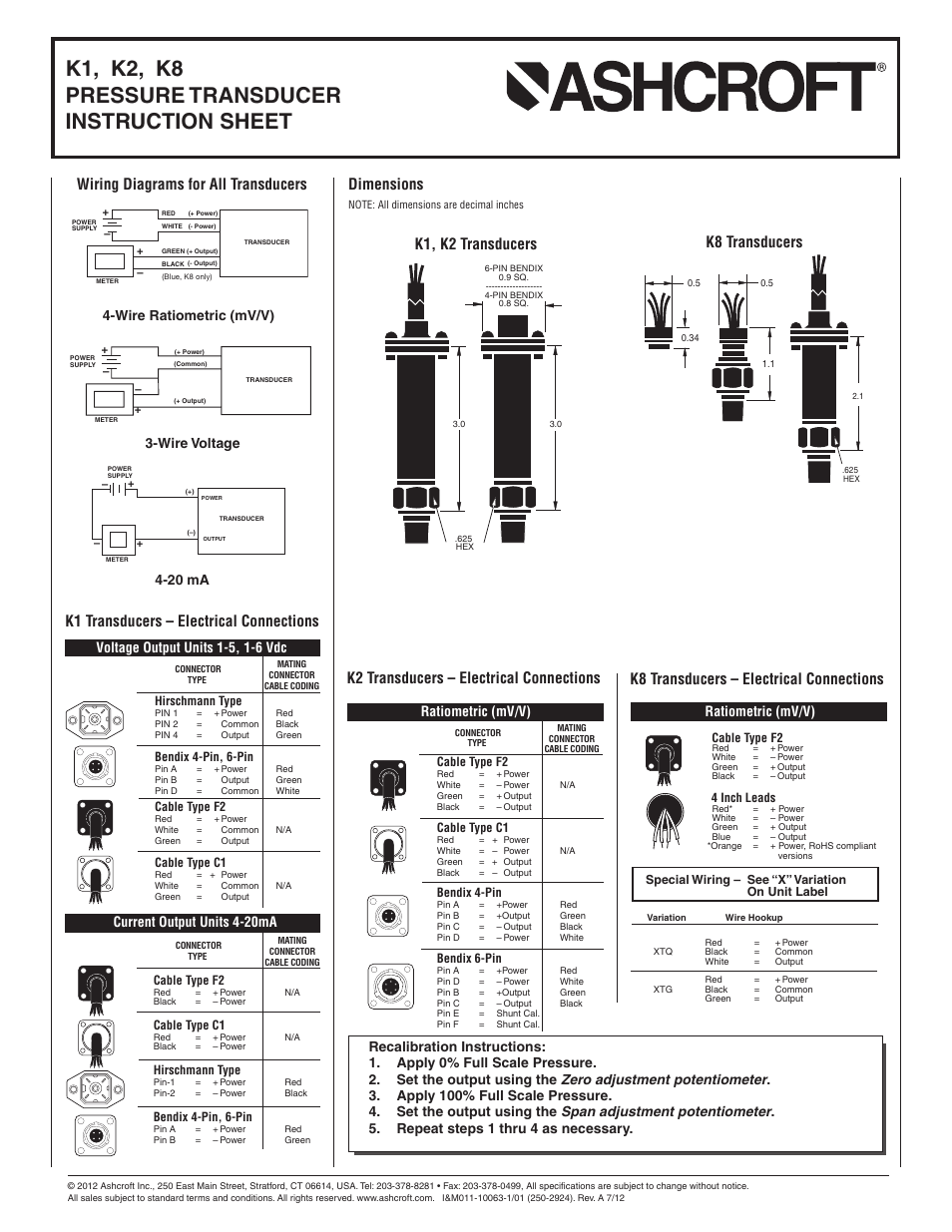 220 4 wire 3 phase wiring diagram 4 wire pressure transducer wiring diagram k1, k2, k8 pressure transducer instruction sheet, k8 ...