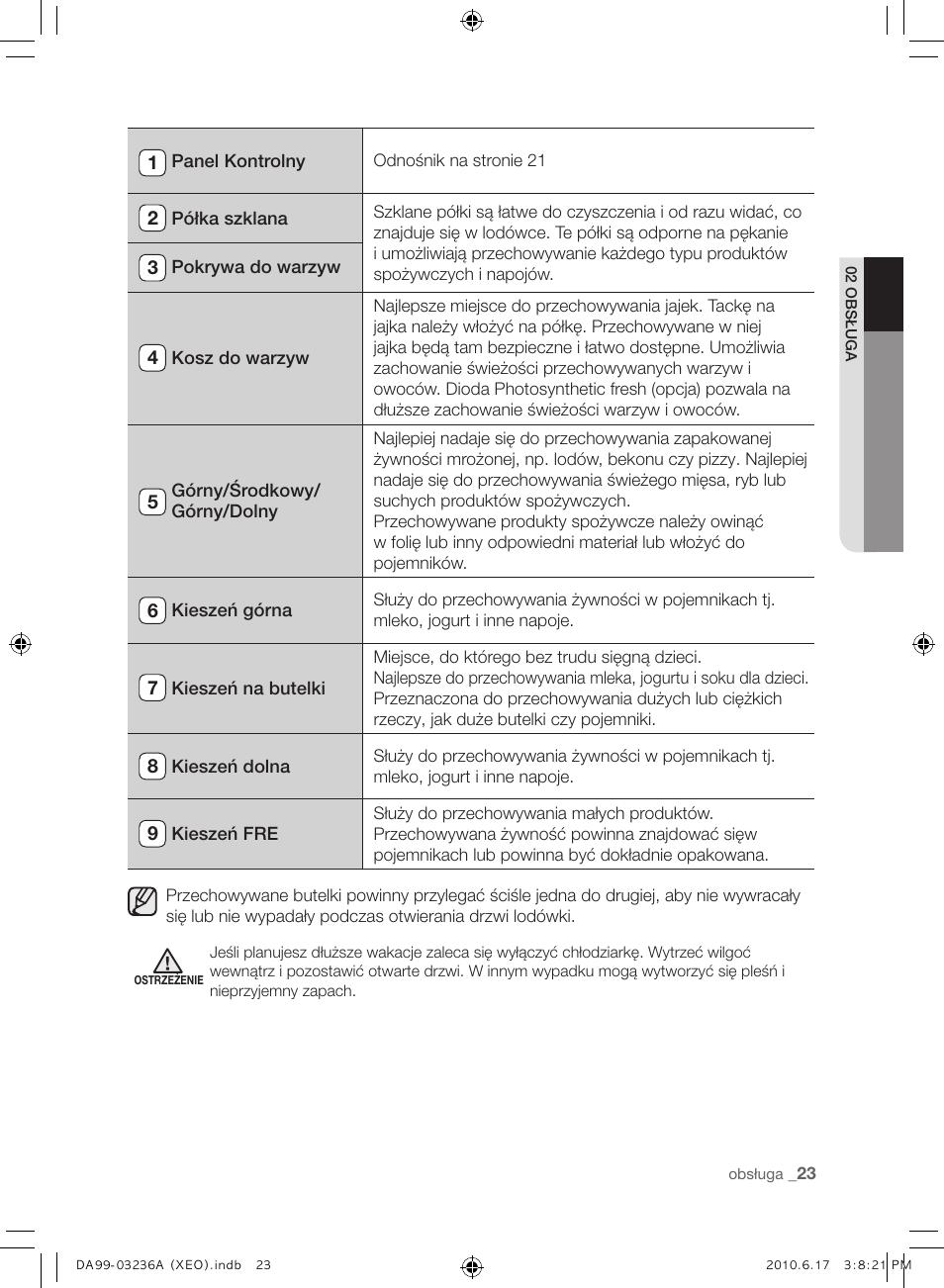 Samsung RL39THCMG User Manual   Page 51 / 228