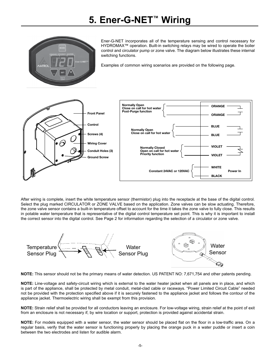 Hm Boiler Wiring Diagram Guide And Troubleshooting Of Honeywell Control Ener G Net Amtrol Hydromax 41l User Manual Page 5 12 Rh Manualsdir Com Simplified