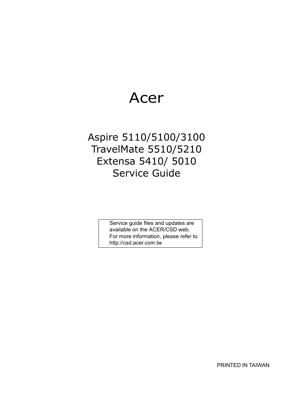 acer 5210 user manual 113 pages also for 5100 5010 rh manualsdir com New Acer Aspire 5100 Wireless Switch Acer Aspire 9410