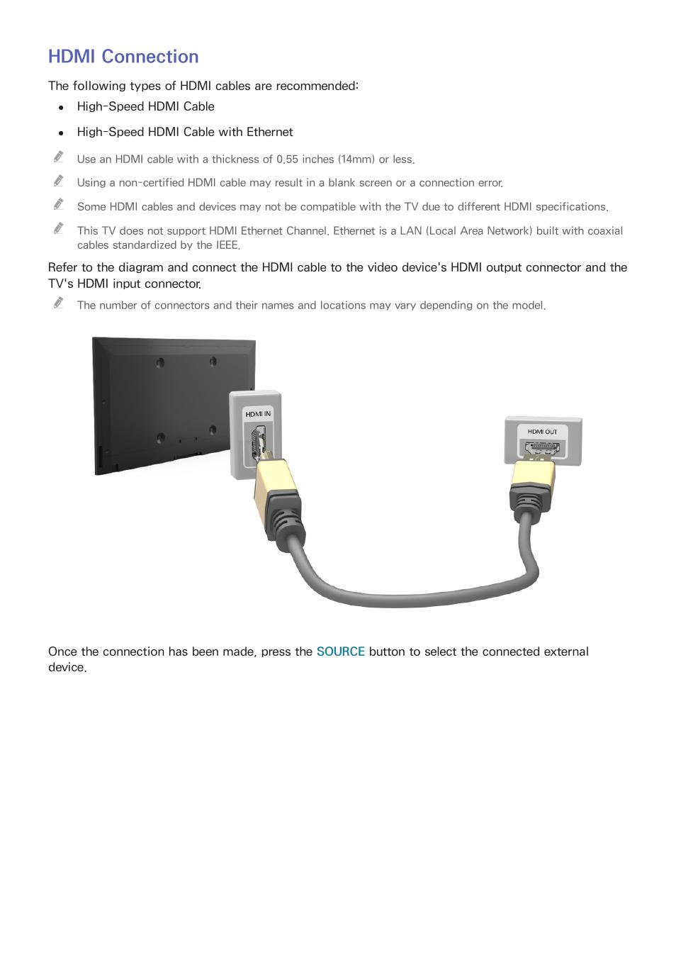 Repairing An Hdmi Cable Manual Guide