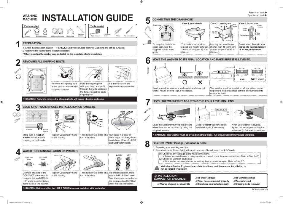 Lt1 Hose Mapping Page 2 Manual Guide