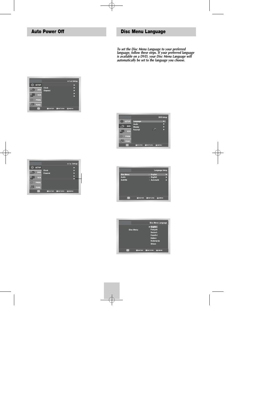 auto power off dvd setup disc menu language samsung dvd v4600c rh manualsdir com Samsung Galaxy S Manual samsung dvd-v4600 manual