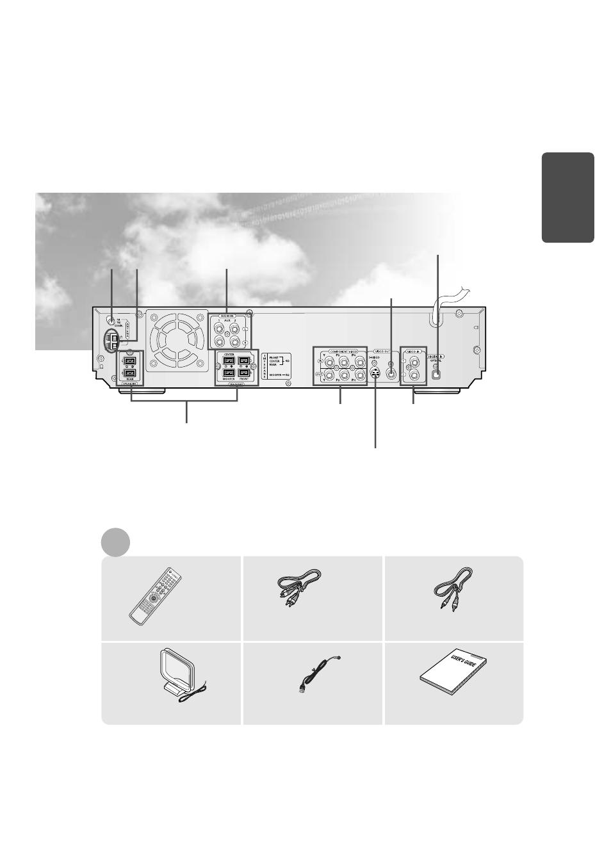 rear panel accessories prep ara tion samsung htdb600th user rh manualsdir com Samsung Smart TV Manual Samsung 6000 LED TV Manual