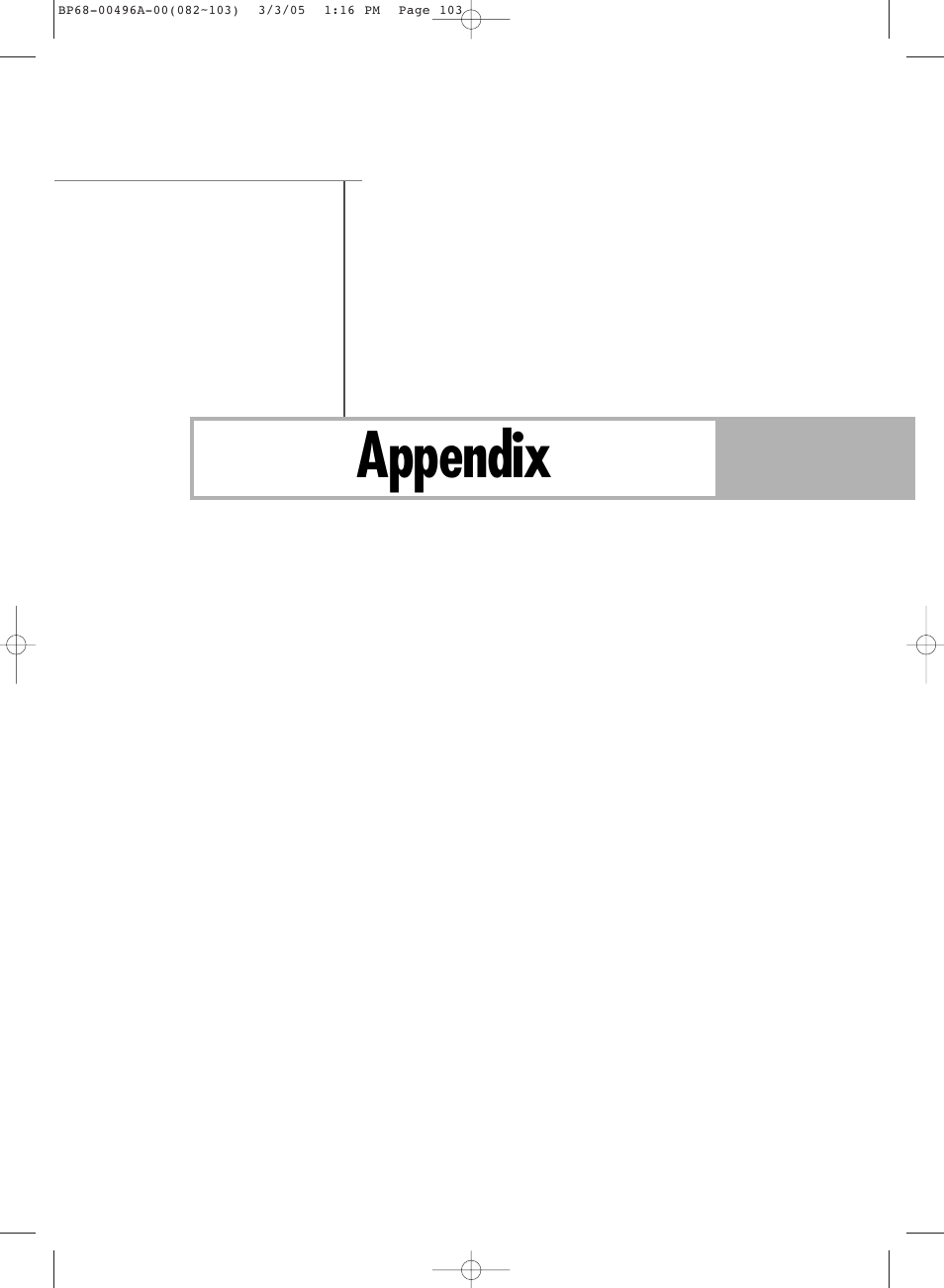 appendix samsung hlr4266wx xaa user manual page 103 108 rh manualsdir com
