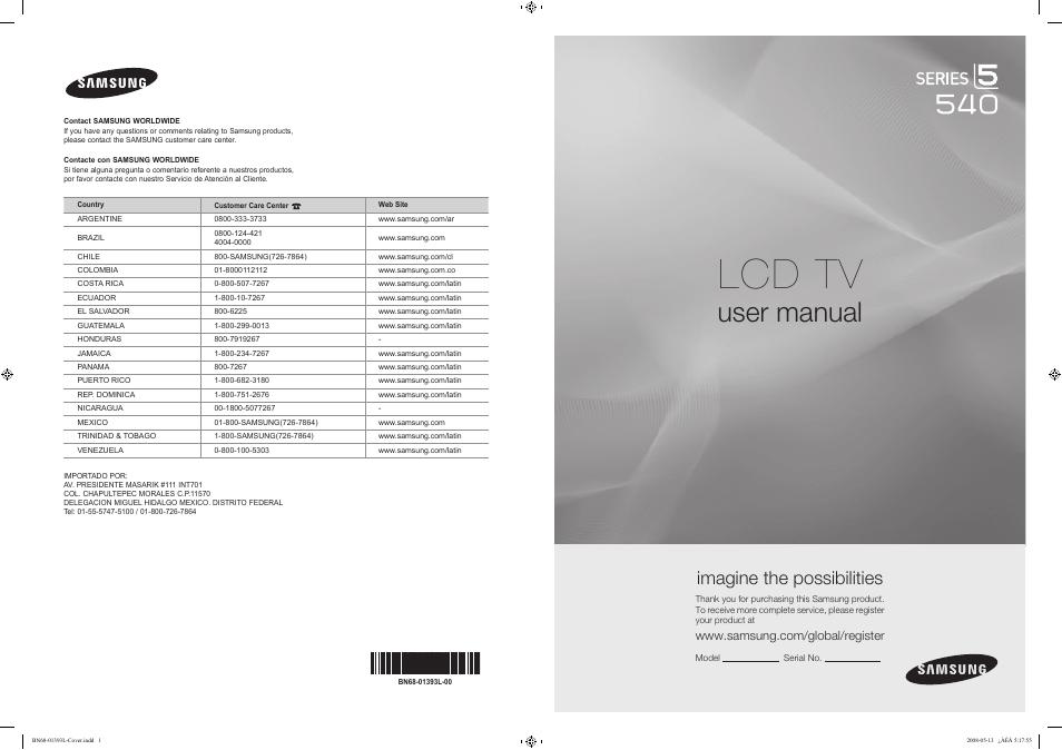 E manual samsung series 5