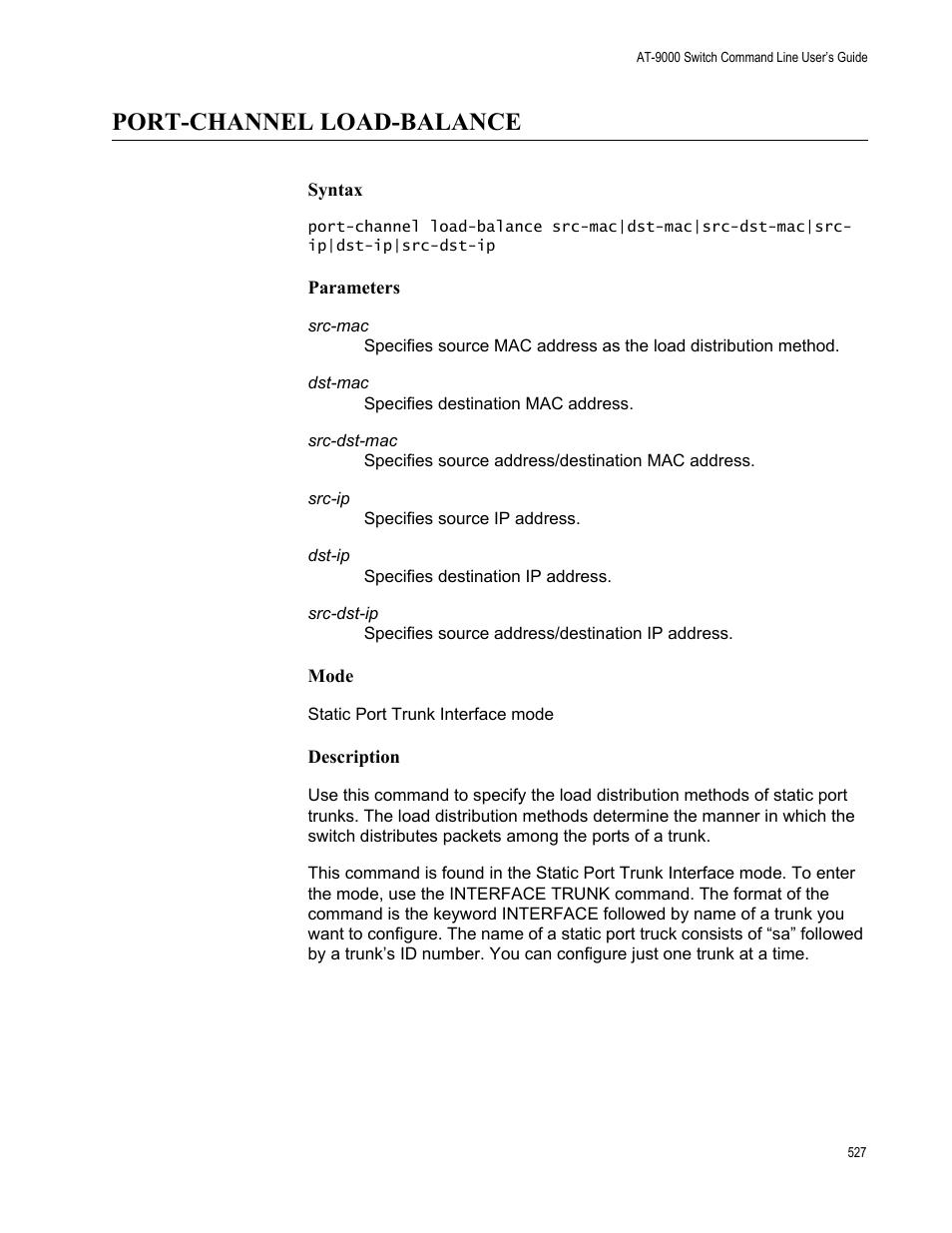 allied telesis at 9000 manual