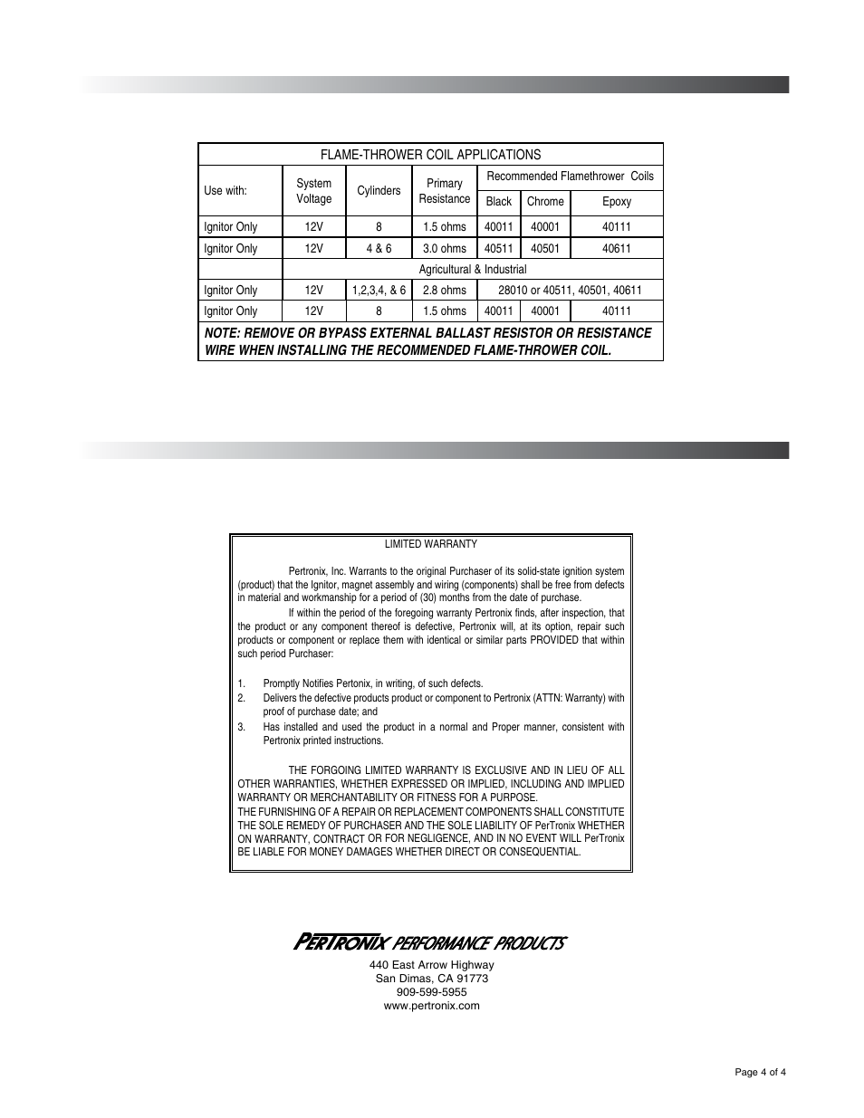 Pertronix Relay Wiring Diagrams For 1972 F100 Acura Mdx Fuse Box Msd Ignition Ignitor Ii Diagram Distributor Enchanting Prestolite Marine Dist 1182d Page4