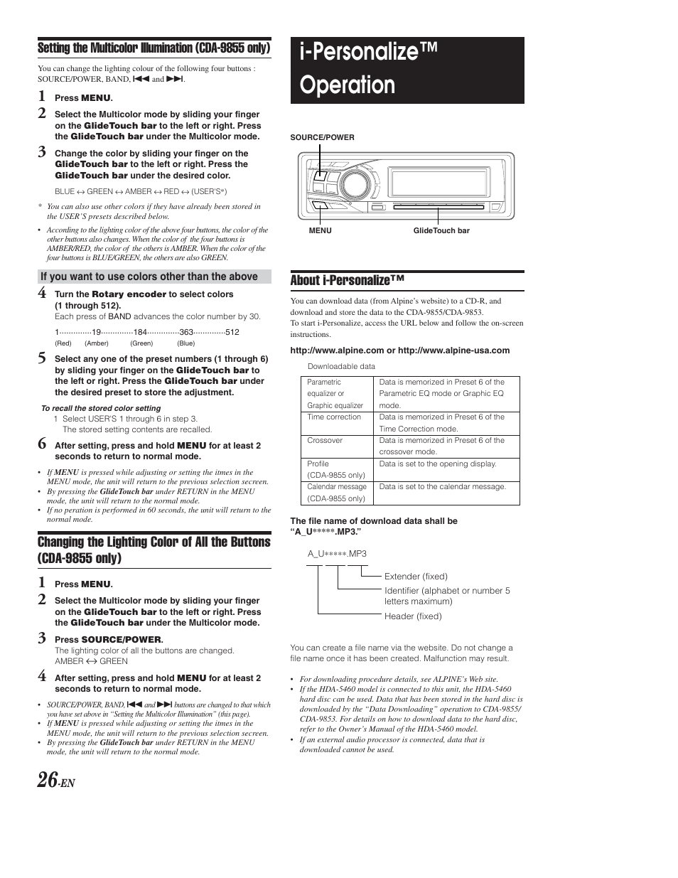 9805 Alpine Wiring Harness Cda Diagram 30 Images 9853 Page27 Www Manualsdir Com Manuals 42949 27 985