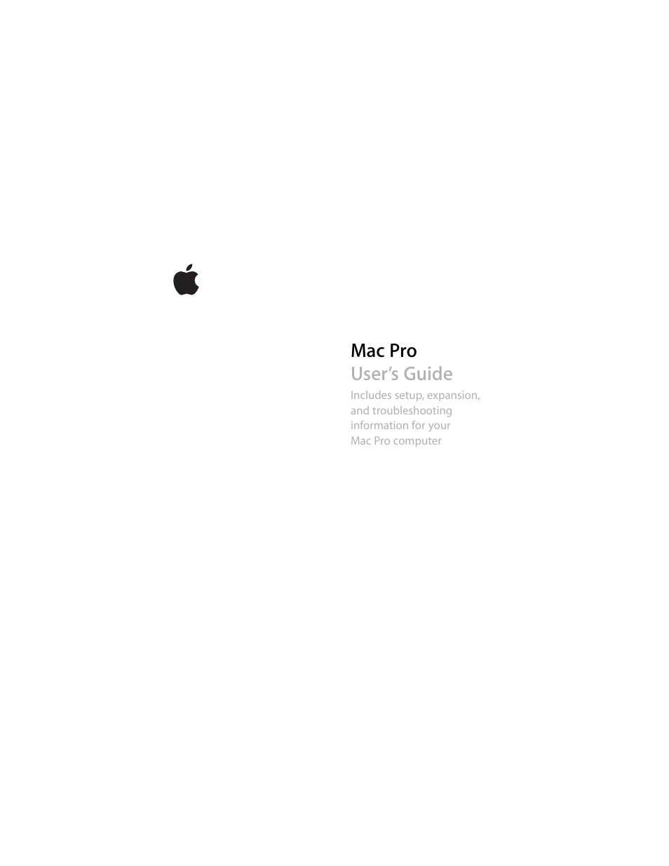 apple mac pro computer user manual 92 pages also for mac pro rh manualsdir com Apple Mac Pro Desktop Apple Mac Pro Laptop