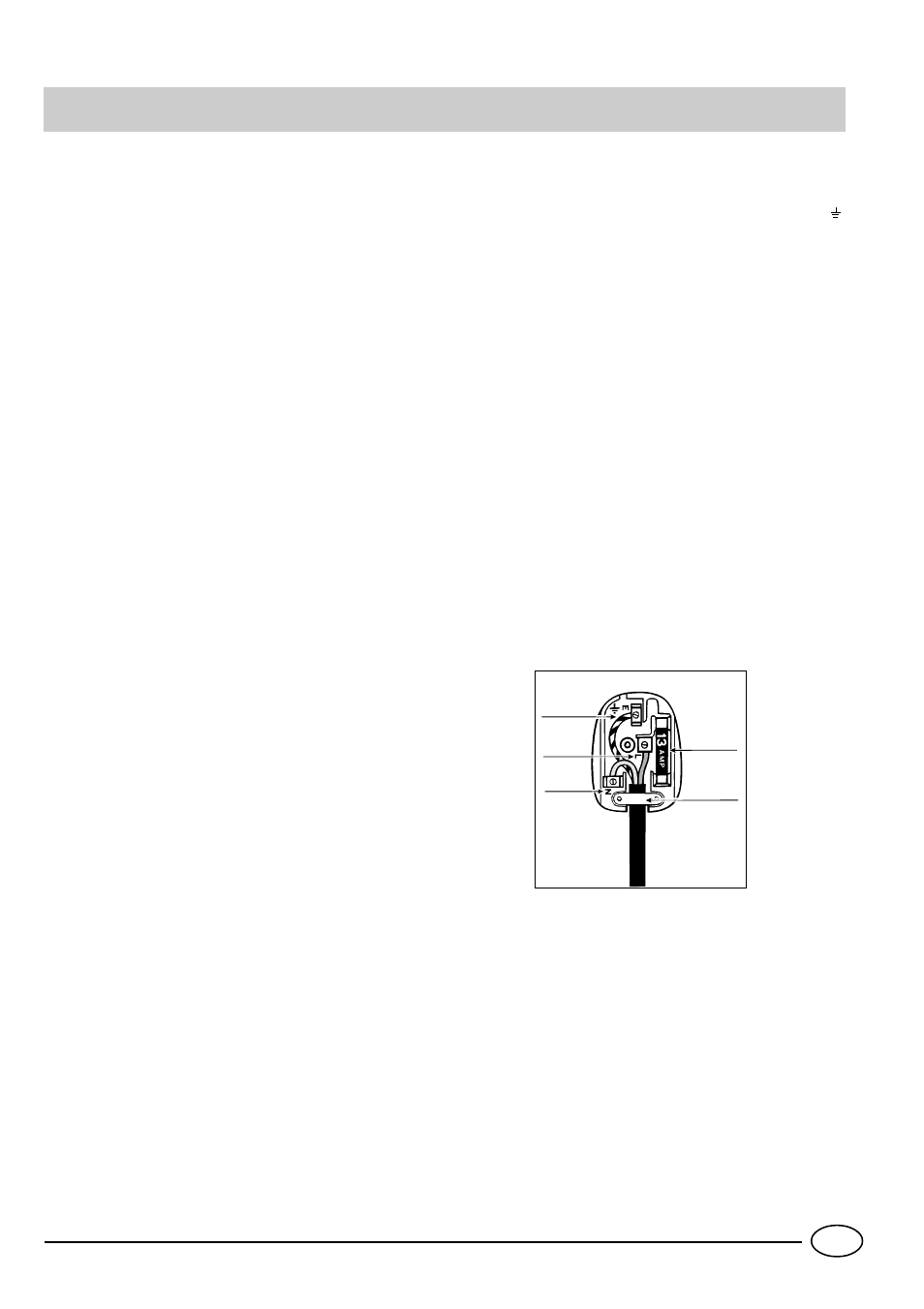 Electrical Connection Indesit D63 User Manual Page 11 Wiring A Plug Colours