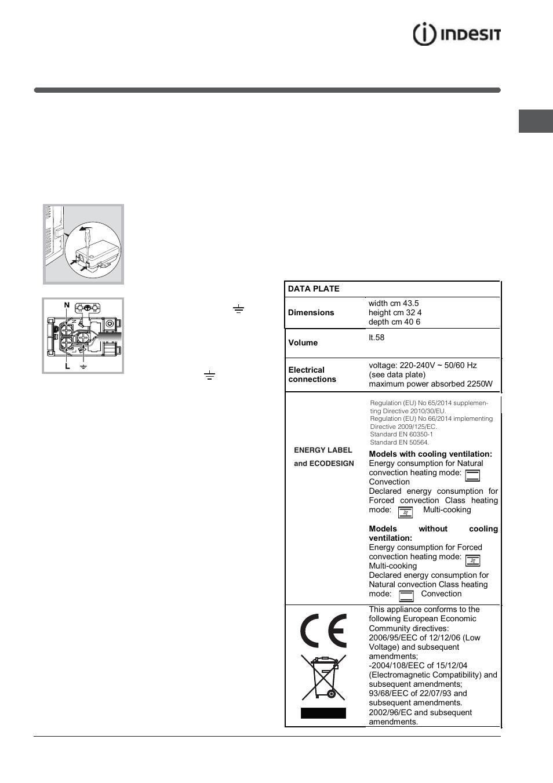 ... Array - electrical connections indesit fimb 51k a ix pl user manual rh  manualsdir com