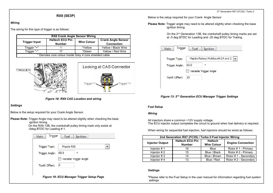 Haltech Platinum Sprint RE (HT050900) User Manual | Page 20 / 32 | Also for HT050900  sc 1 st  manualsdir.com : haltech wiring - yogabreezes.com