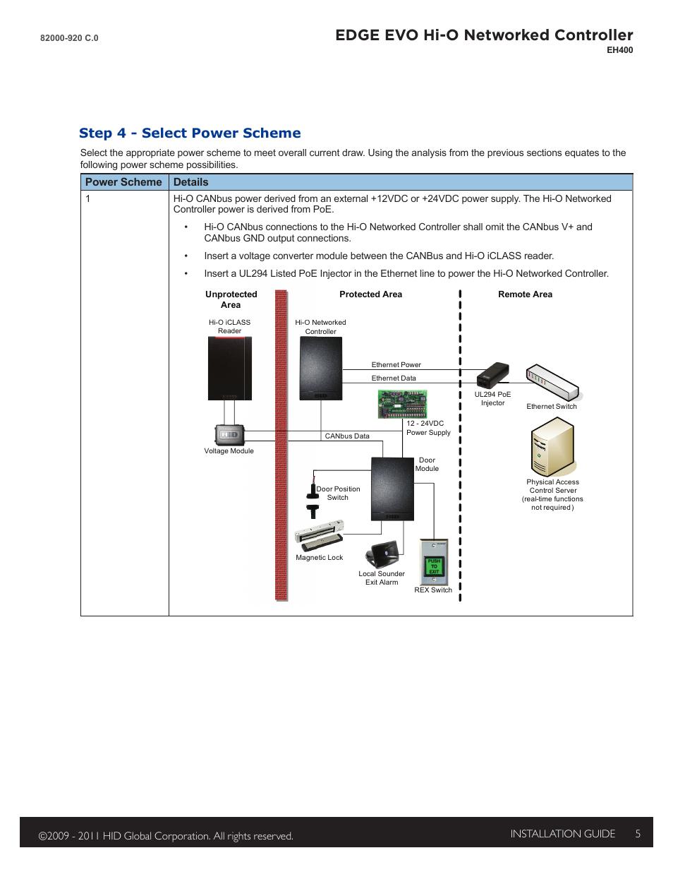 Hid Edge Eh Wiring Diagram on
