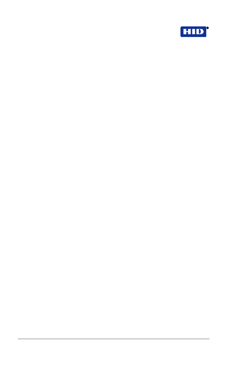 8 deleting users, 9 block delete users | HID EntryProx