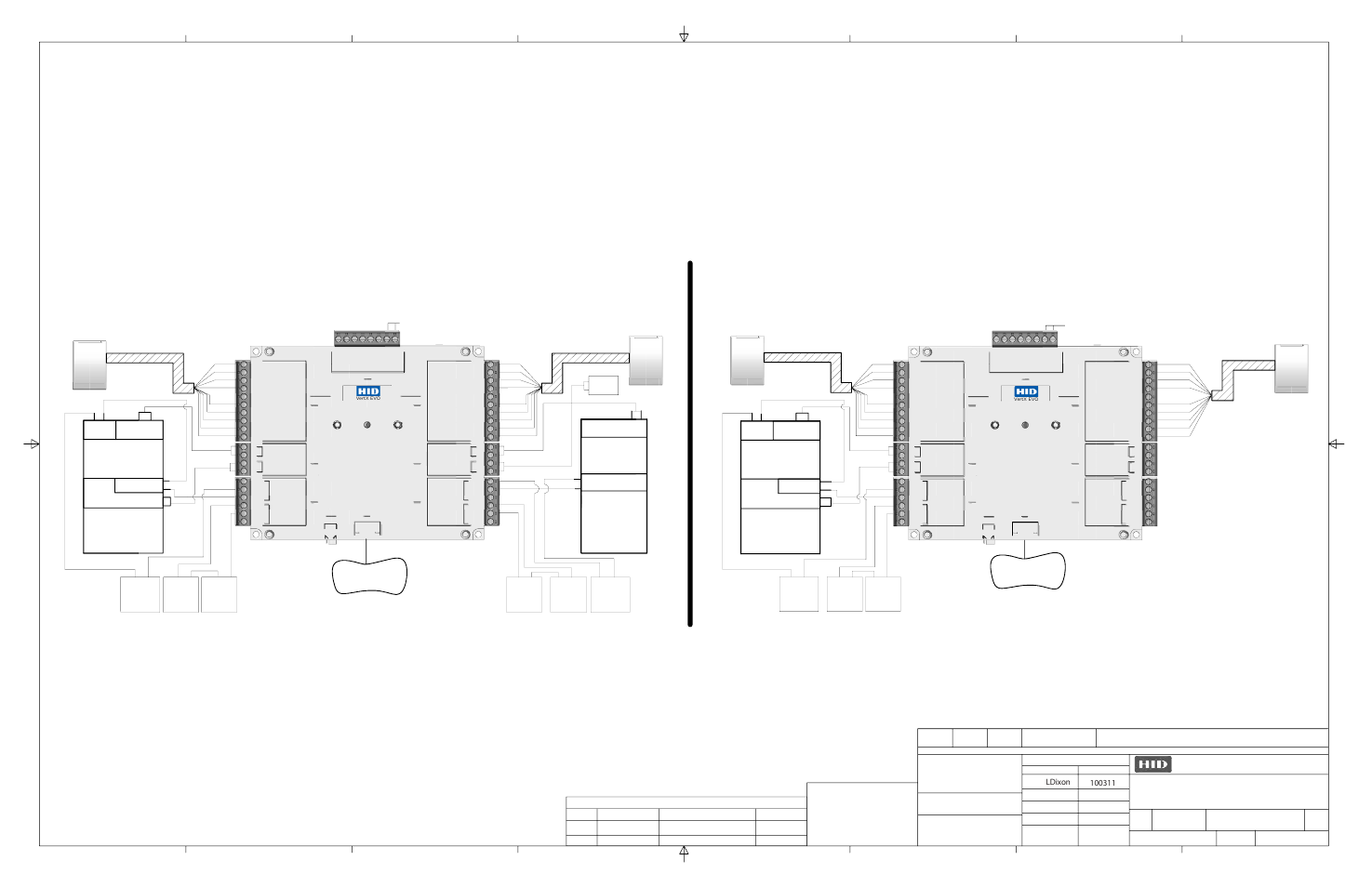 hid vertx v2000 wiring example installation guide page1 hid vertx v2000 wiring example installation guide user manual 1 page HID Ballast Schematic at bakdesigns.co