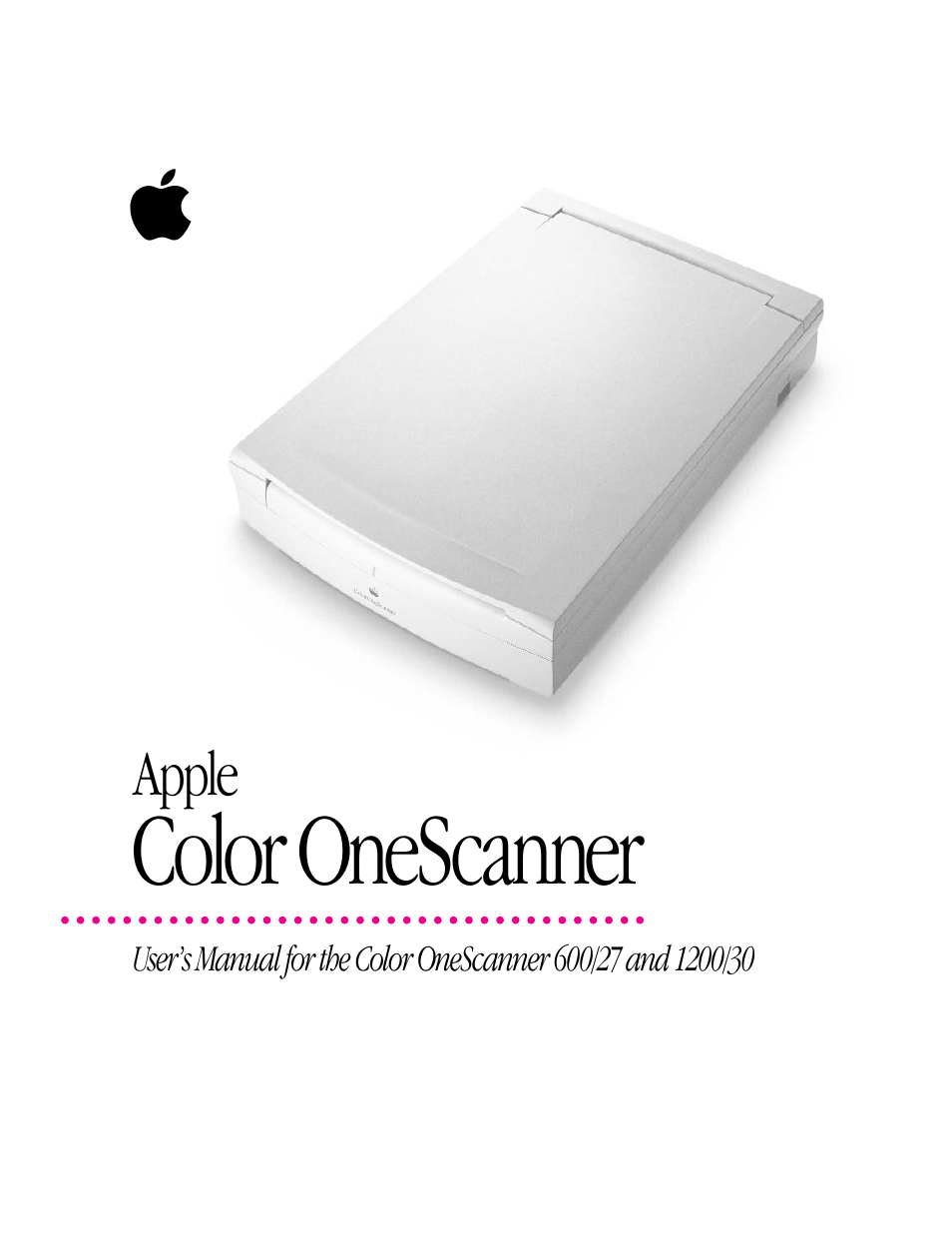 apple color onescanner 600 27 user manual 185 pages also for rh manualsdir com Apple iPad 2 Manual Apple Help iPad User Manual
