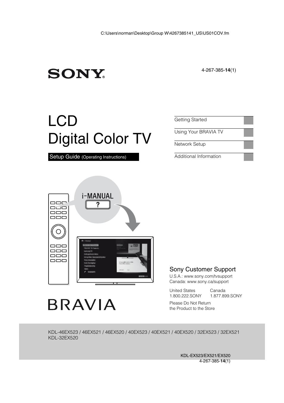 sony bravia lcd manual user guide manual that easy to read u2022 rh sibere co manual sony bravia 40w605b manual sony bravia kdl-40r550c