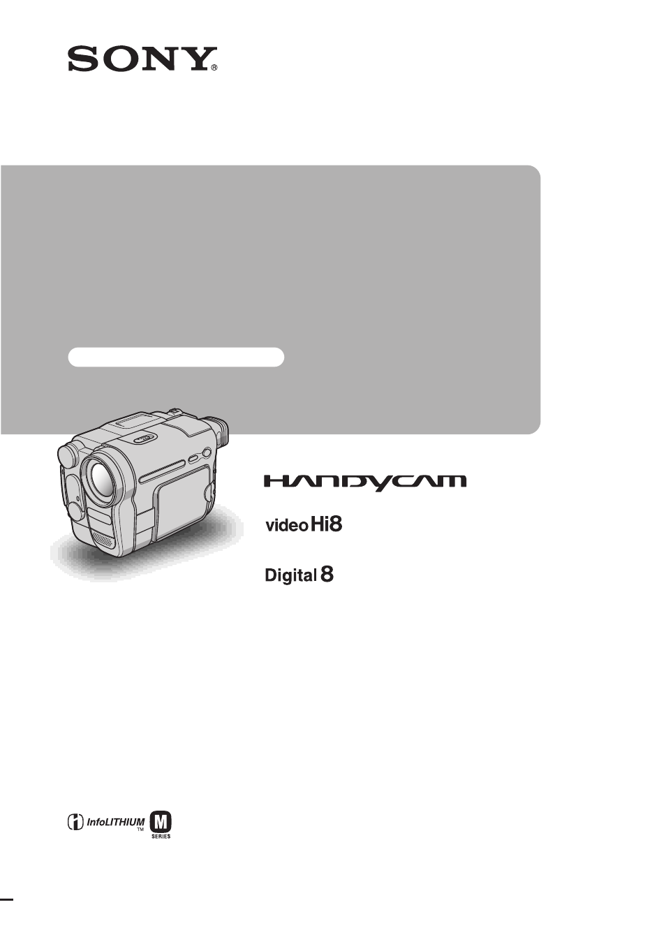 sony ccd trv328 user manual 100 pages also for dcr trv260 ccd rh manualsdir com sony ccd-trv328 manual Sony Super HAD CCD Cameras