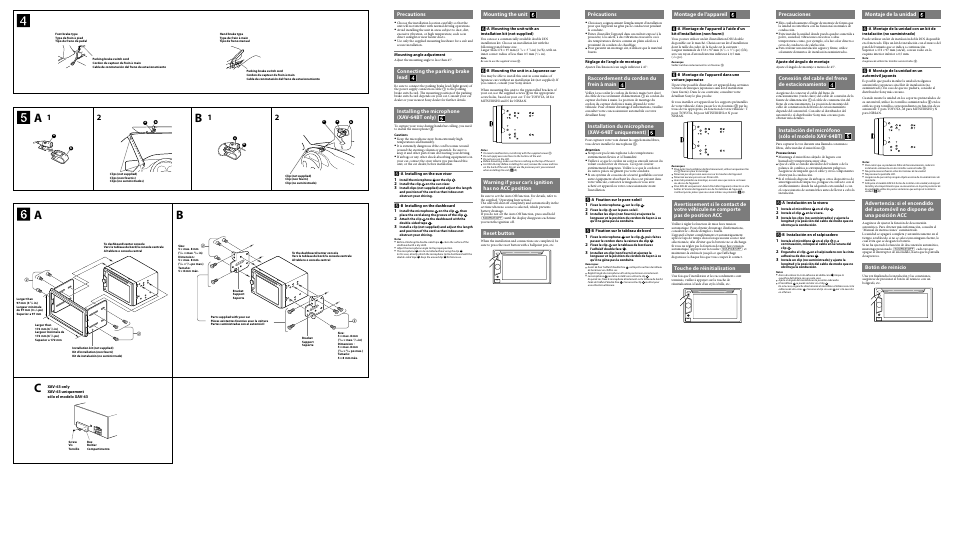 Sony xav 63 wiring diagram wiring diagrams.