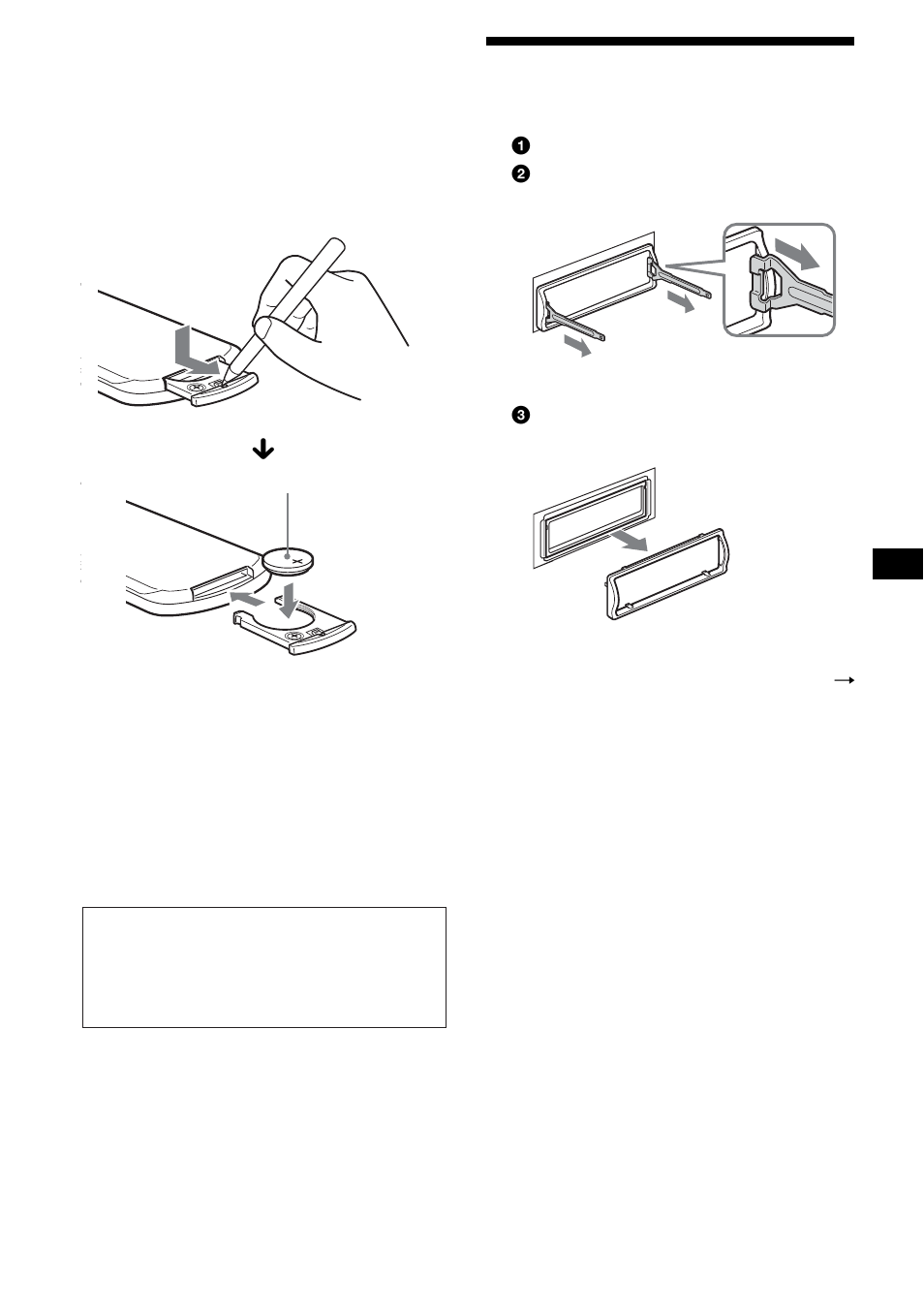 Sony 52wx4 Wiring Diagram Trusted Wiring Diagrams Source · Extracci n de la  unidad Sony CDX SW200 User Manual Page 33 40
