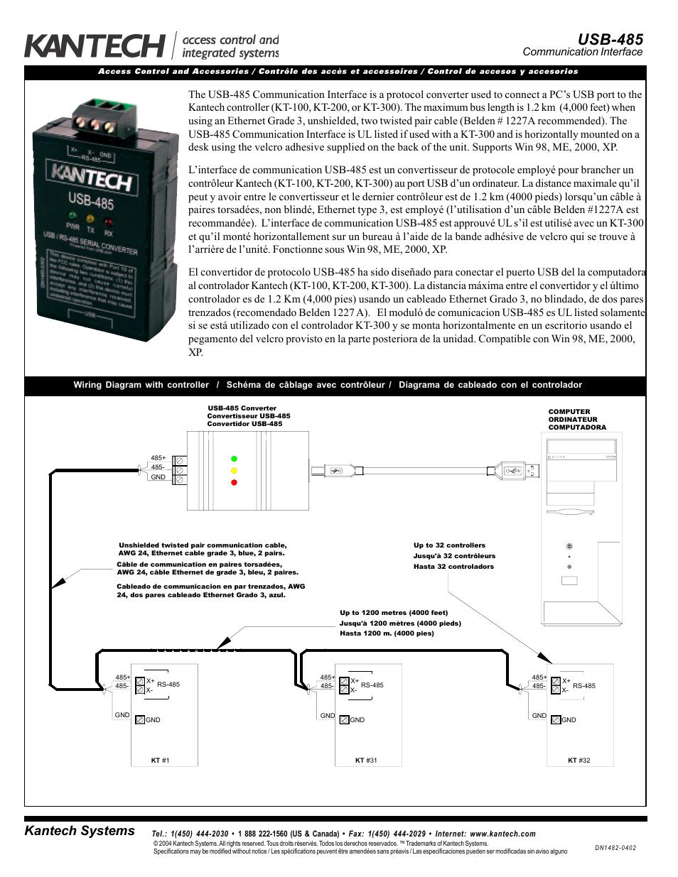 on kantech door access control wiring diagrams