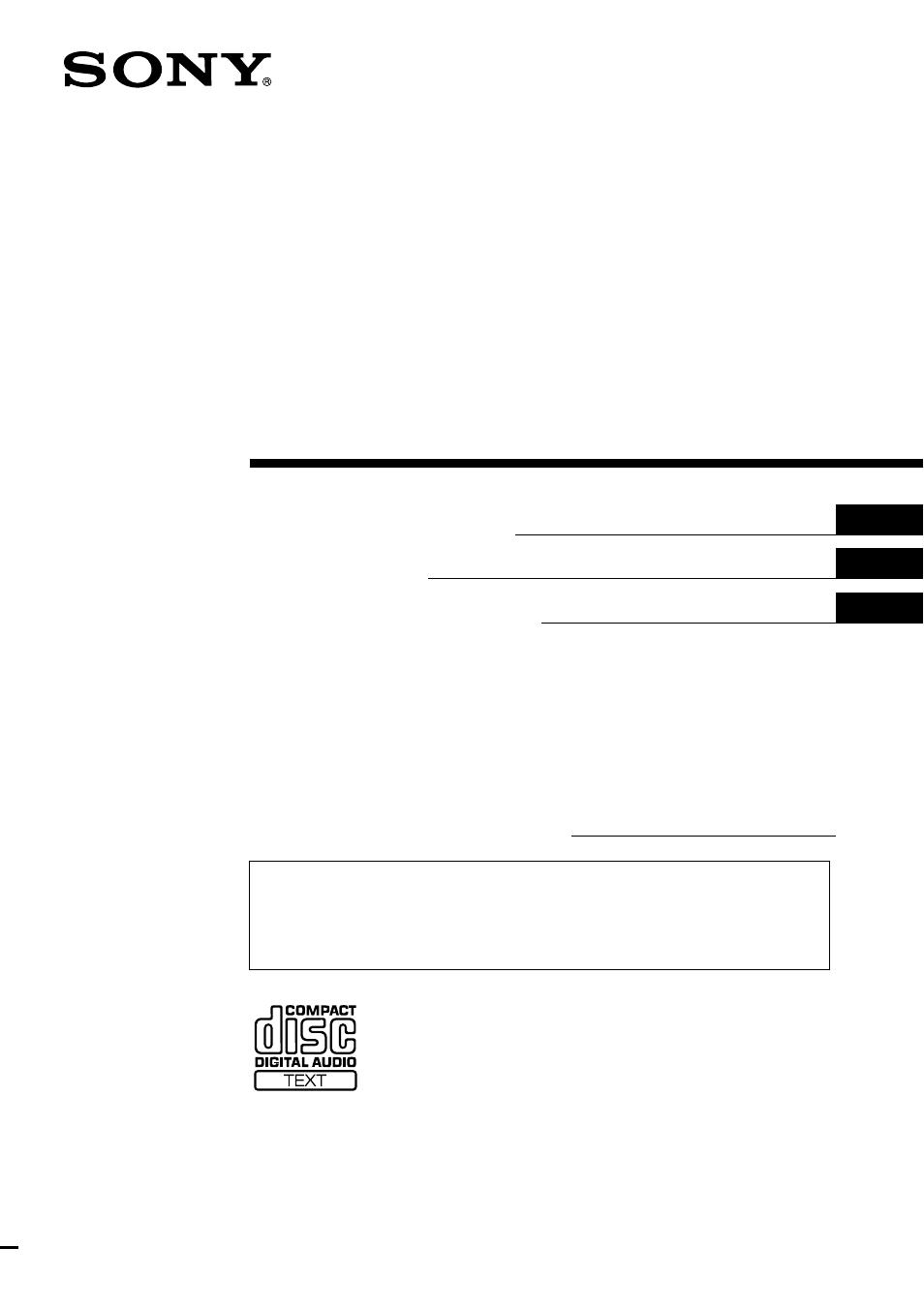 sony cdx m620 wiring diagram wiring diagramsony cdx m670 user manual 108 pagessony cdx m620 wiring diagram 21