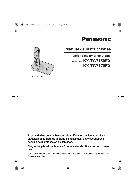 Manual de instrucciones | Panasonic KXTG7150EX User Manual | Page 145 / 216