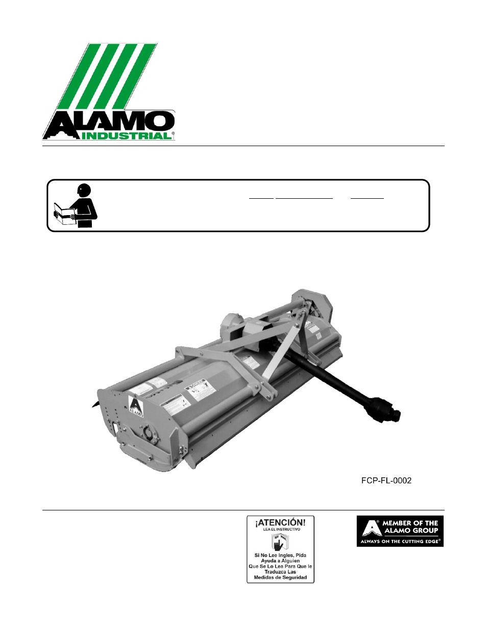 Alamo SHD88 User Manual   140 pages   Also for: SHD62, SHD74
