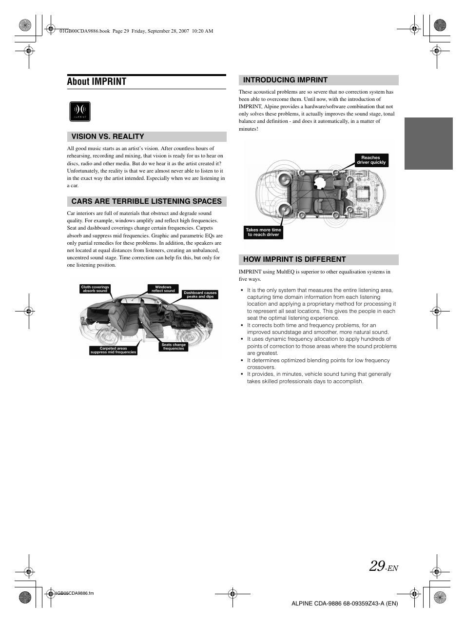 about imprint alpine cda 9886 user manual page 31 88 rh manualsdir com CDA-9886 IA Net cda 9886r manual