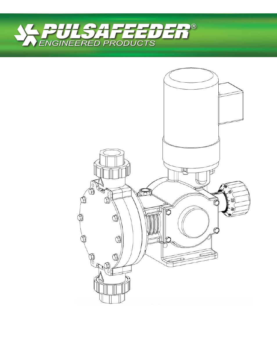 Pulsafeeder Pulsa GLM DM1-6 User Manual | 30 pages