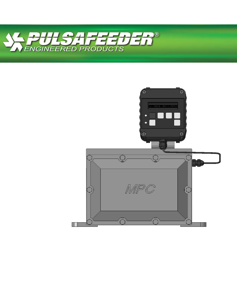Pulsafeeder 25hl Operation And Maintenance Manual