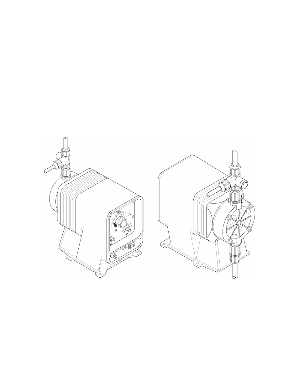 Pulsafeeder PULSAtron Series HV EN User Manual | 16 pages