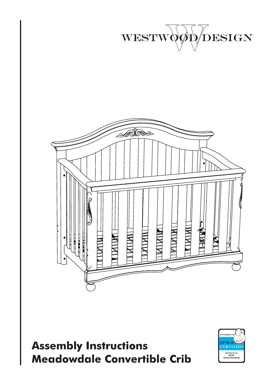 westwood cr crib and convertible furniture design ridge pineridge nursery baby blk chest black cribs ch pine