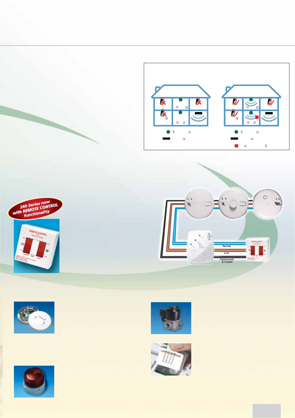 ei1529rc alarm control switch  wiring diagram