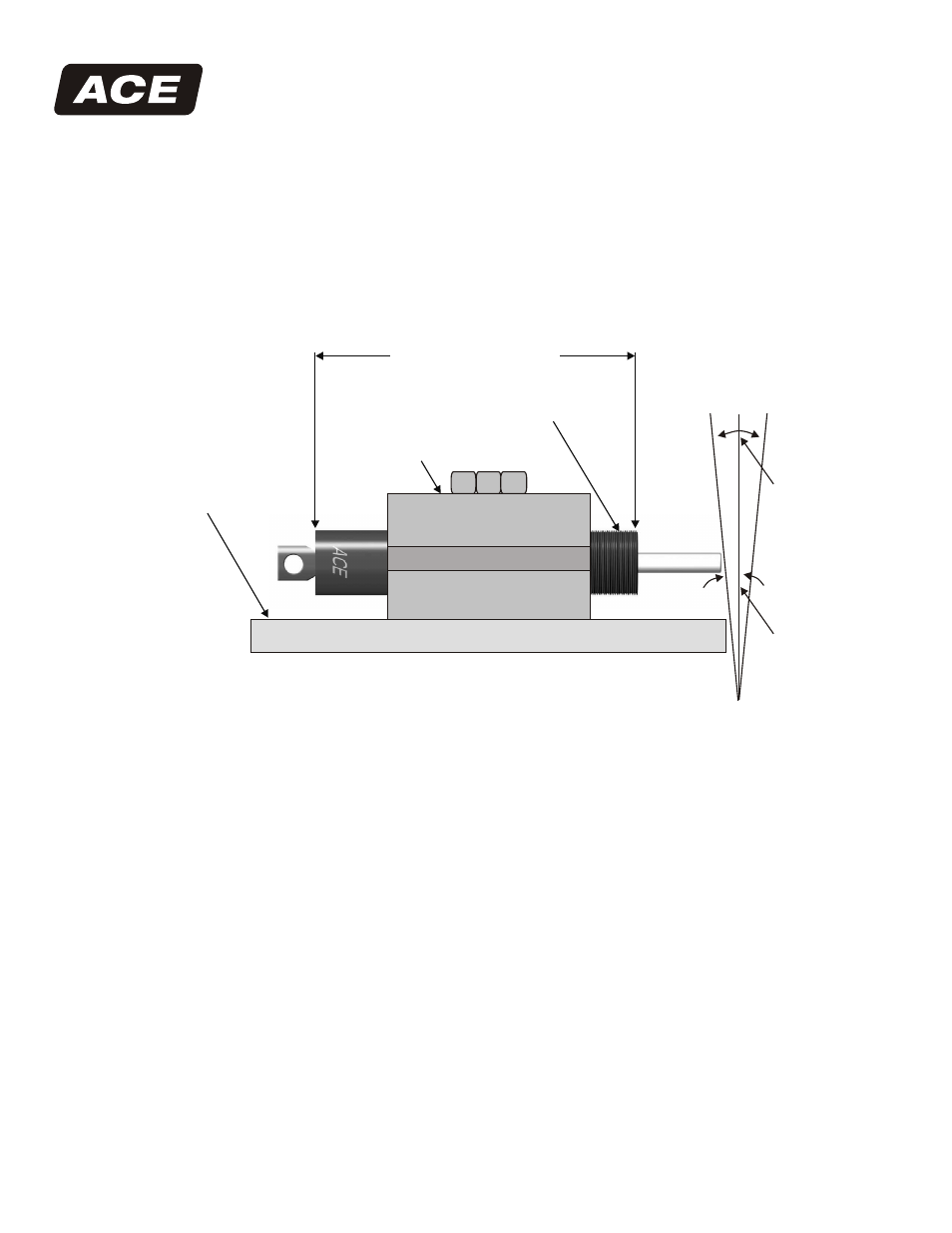ACE Controls VC Precision Hydraulic Feed Controllers User Manual | 1