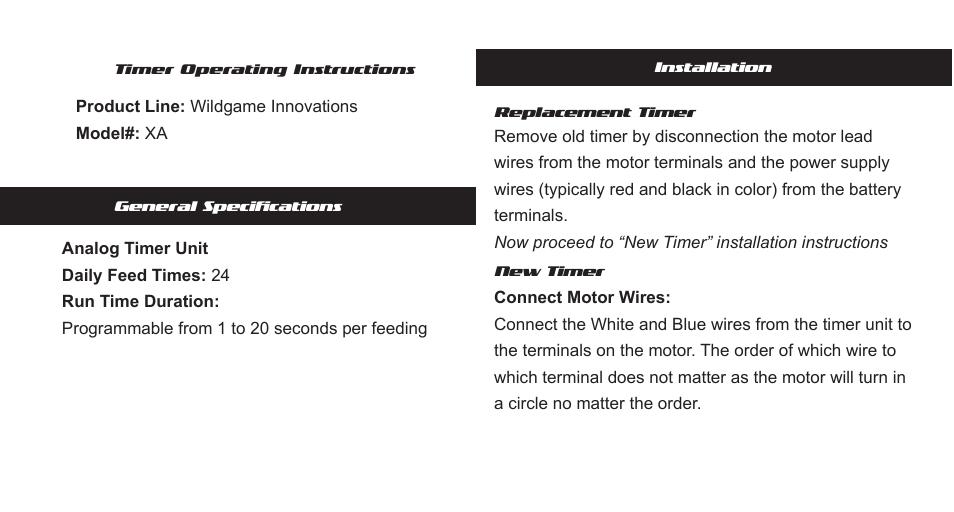 Amazon. Com: wildgame innovations 6v digital power control: sports.
