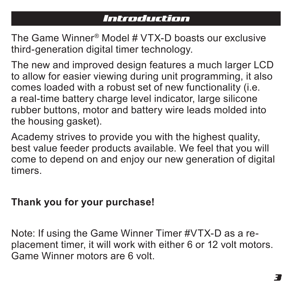Wildgame innovations user manual | pdf-manuals. Com.