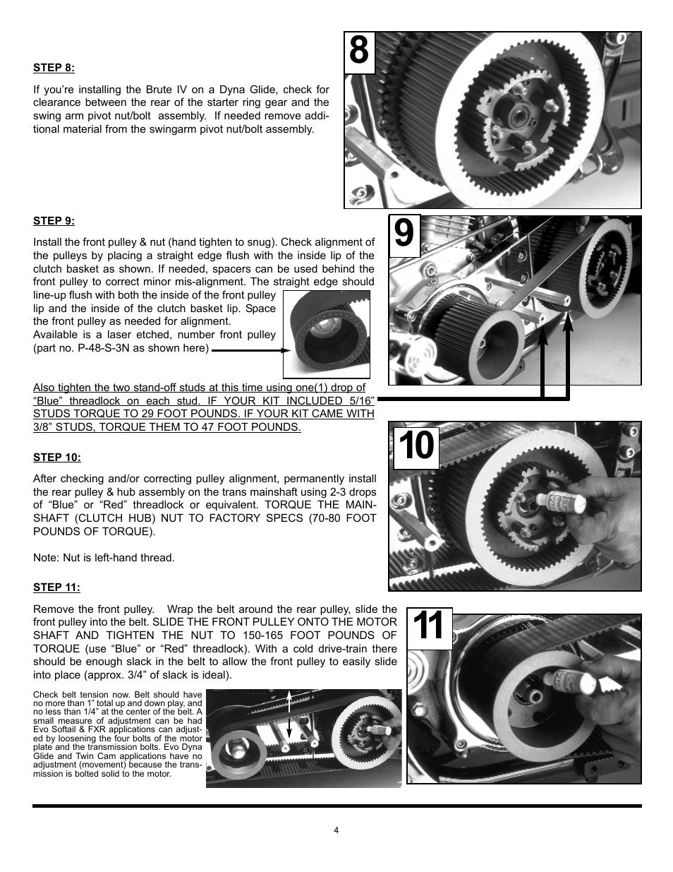 Rivera Primo Brute Iv User Manual Page 4 8
