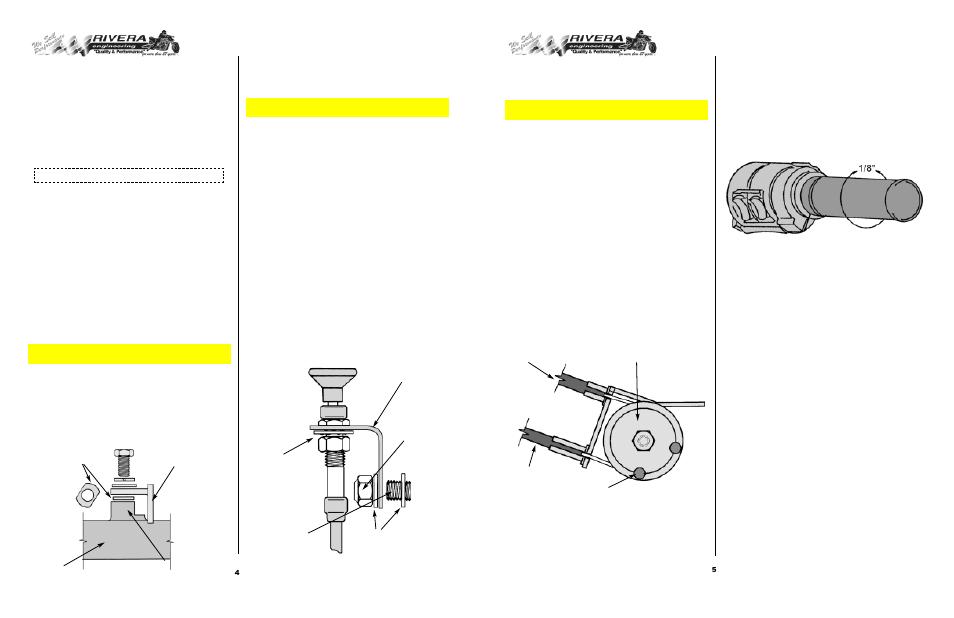 Dual | Rivera Primo Common Plenum Dual 42mm Mikuni