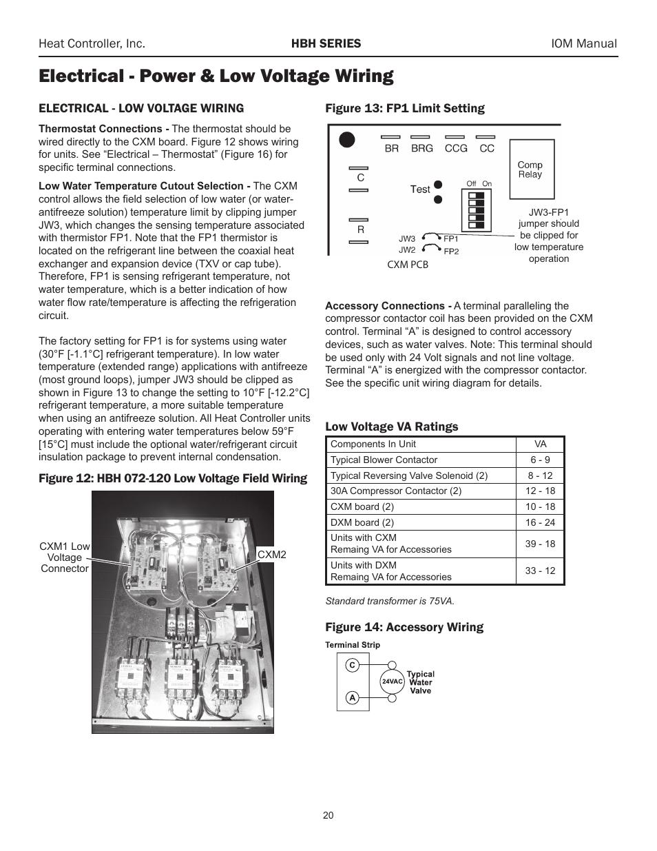 24 Volt Contactor Wiring Diagram