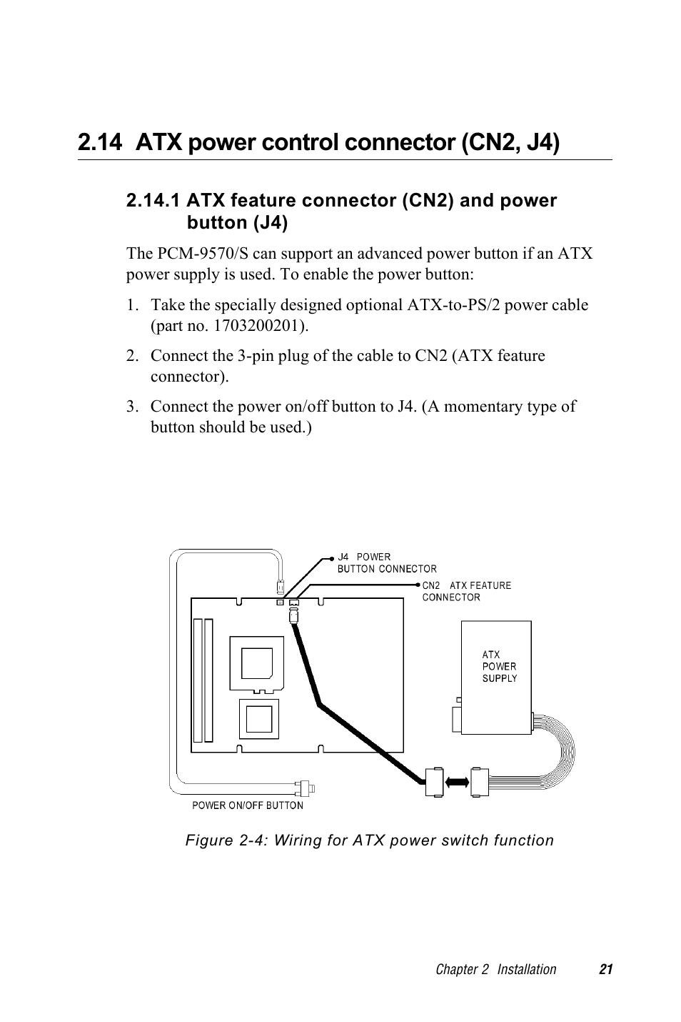 Advantech At Power Supply Pinout Diagram - Wiring Diagram Services •