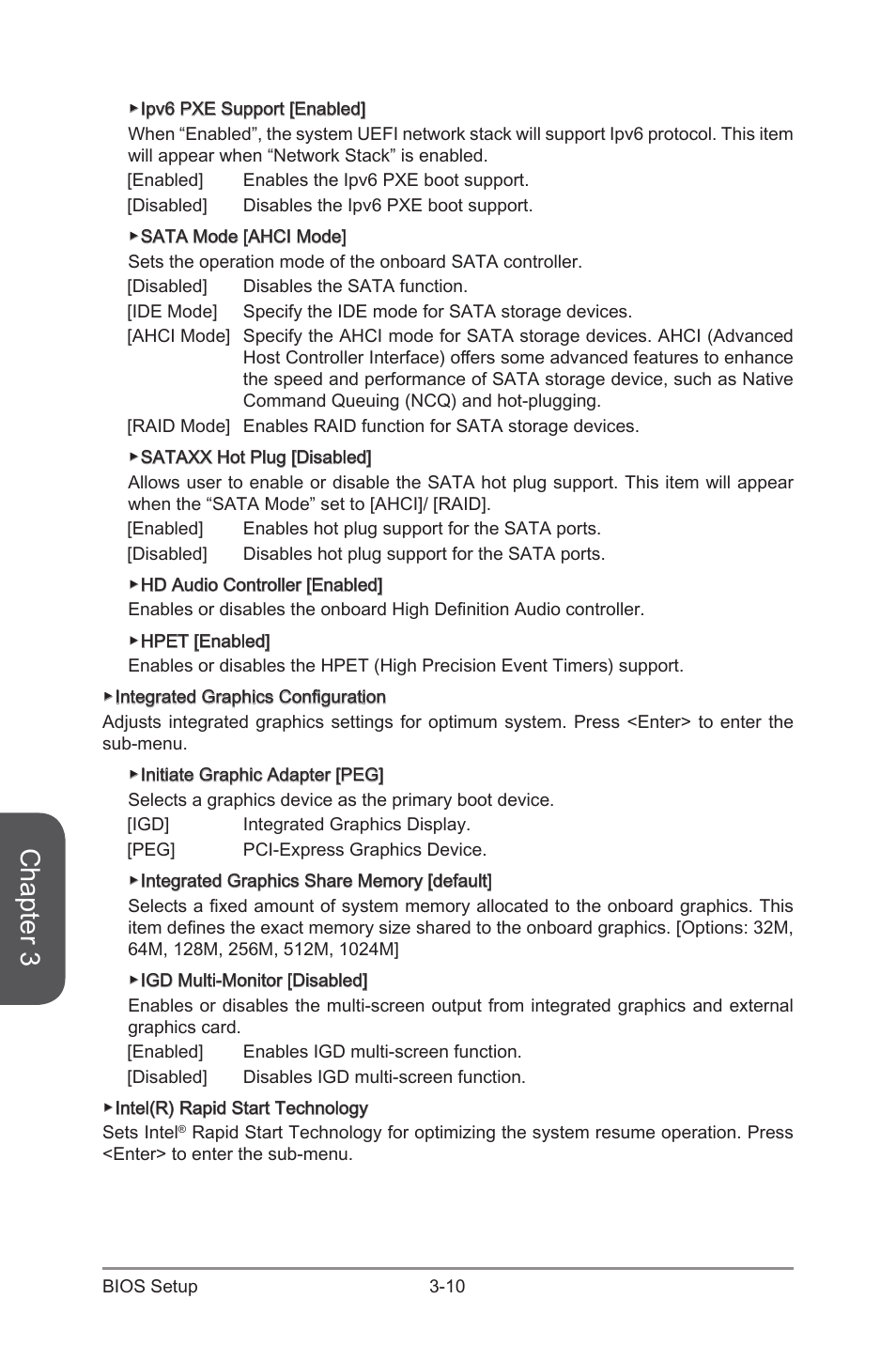 Bios resume by pci