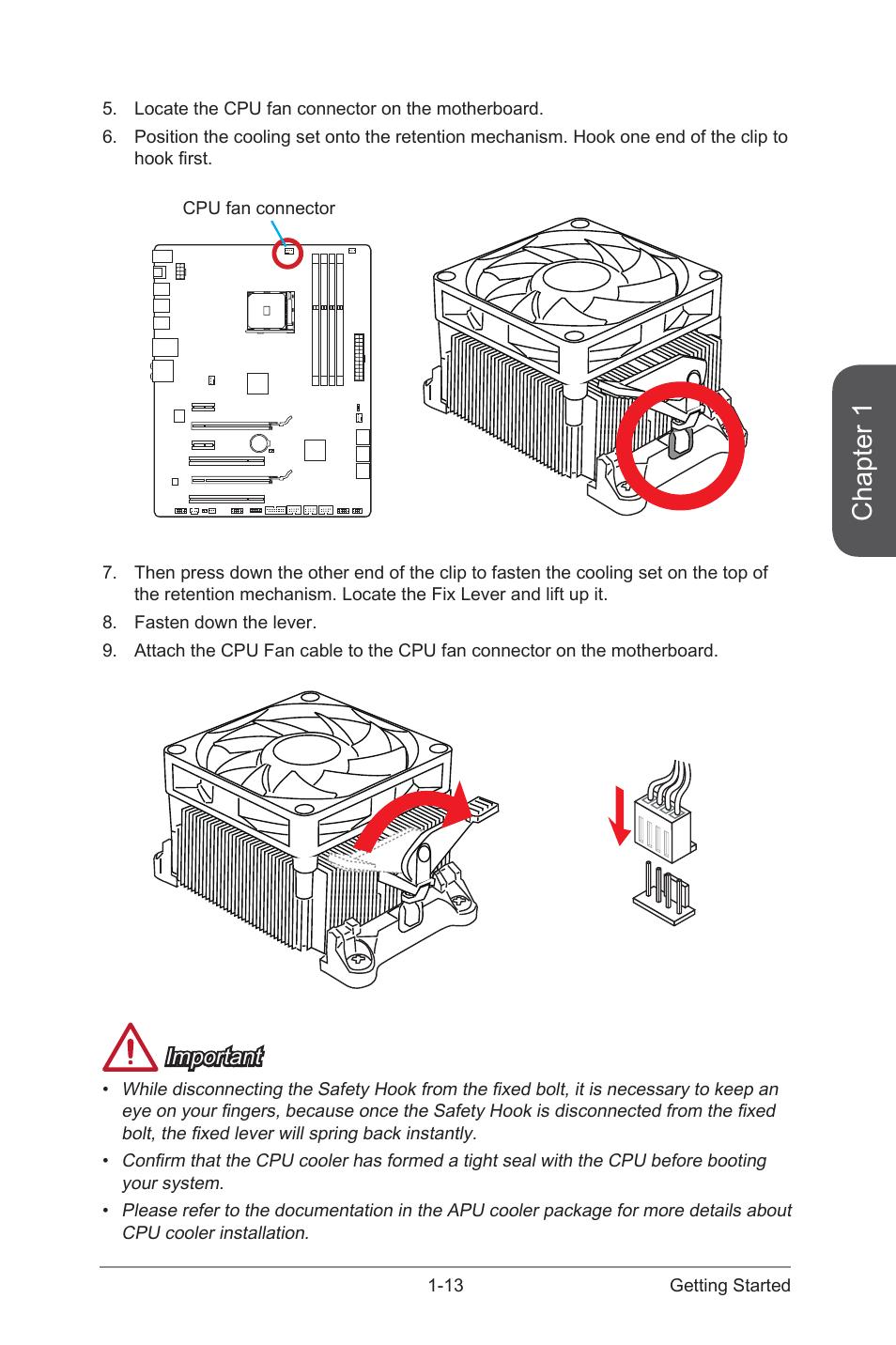 msi 970 gaming mainboard manual