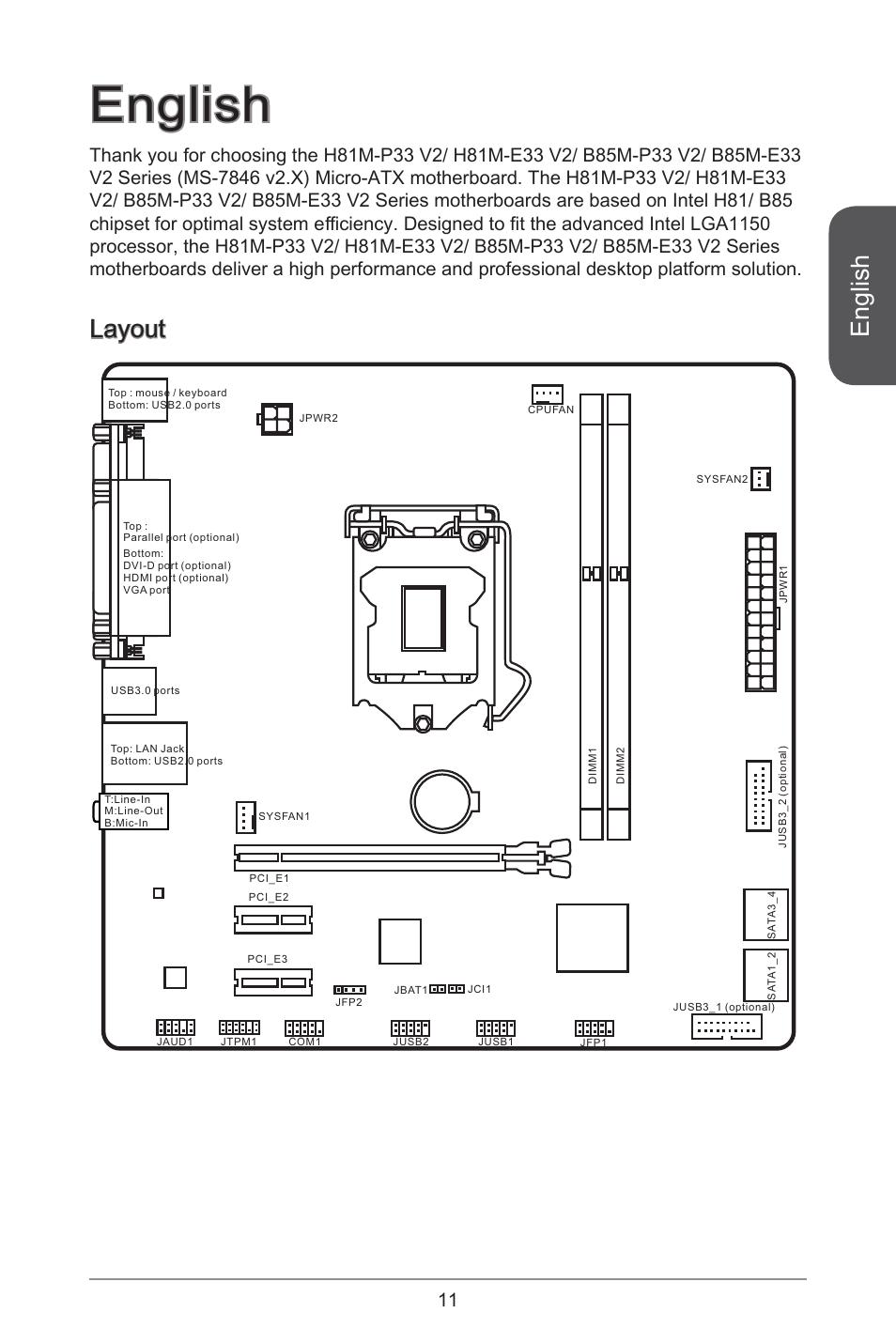 msi h81m e33 v2 page11 english, layout msi h81m e33 v2 user manual page 11 182  at alyssarenee.co