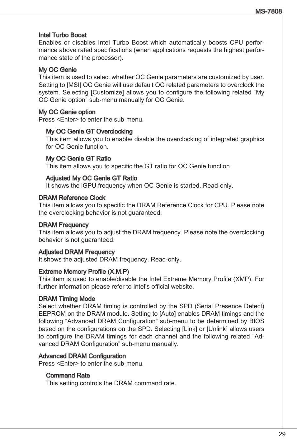 MSI B75MA-P33 User Manual   Page 29 / 204