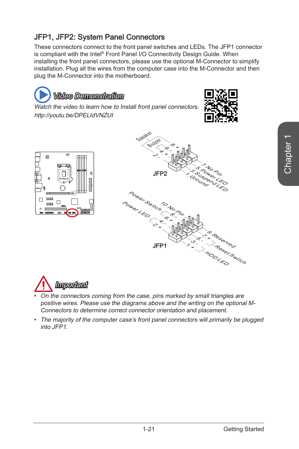 ... manual telealarm sa Array - jfp1 jfp2 system panel connectors jfp1 jfp2  system panel rh manualsdir com