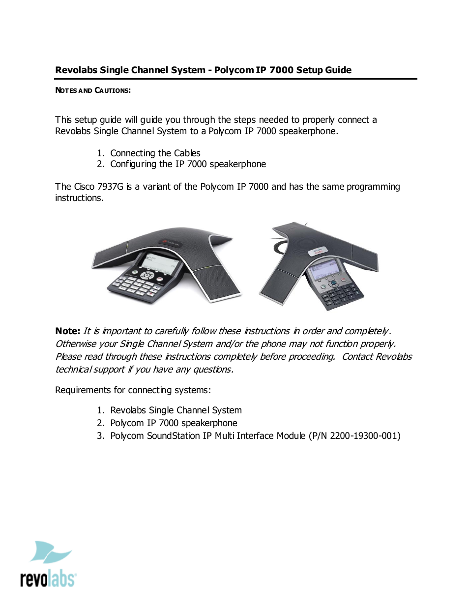 revolabs single channel system polycom ip 7000 user manual 3 pages rh manualsdir com polycom soundstation ip 7000 setup guide polycom soundstation ip 7000 support