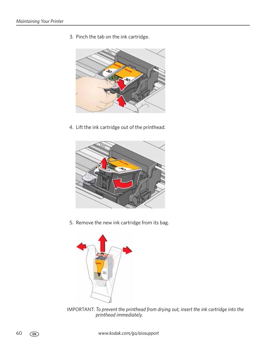 Kodak ESP C310 User Manual